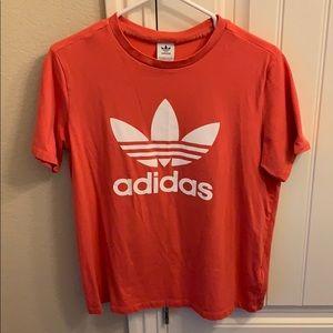 Adidas Slight Crop T Shirt - Never Worn!